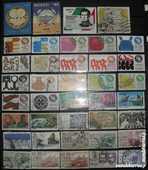 Lot de 72 timbres oblitérés du MEXIQUE. 15 Montreuil (93)