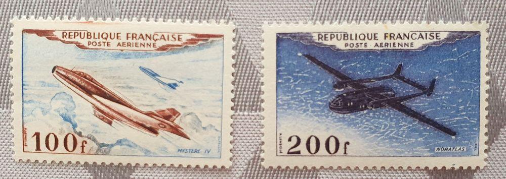 Timbres PA30 et 31 neufs 3 Joué-lès-Tours (37)