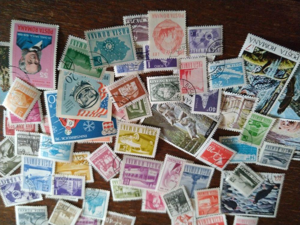 timbres posta romana 10 Thizy (89)