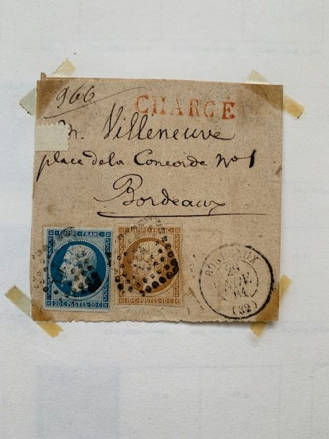 "Timbres ""Poste"" France"