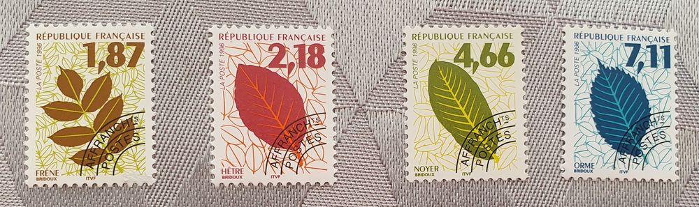 Timbres Préos 236 à 239 neufs u à 75% faciale 2 Joué-lès-Tours (37)
