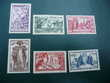 timbres serie coloniale mauritanie neufs