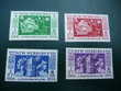 timbres  serie  new  hebrides  neufs**