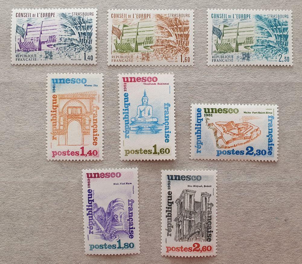 Timbres Service 63 à 72 Neufs 2 Joué-lès-Tours (37)