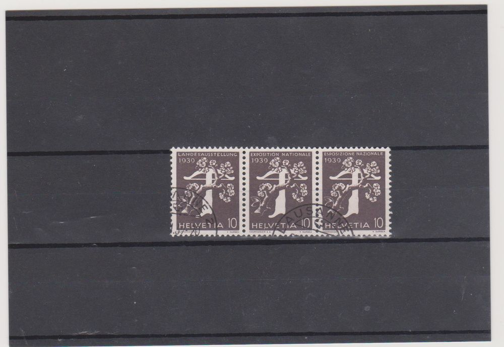 timbres suisse 5 Pia (66)