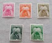 Timbres Taxe 90 à 94 Neufs 10 Joué-lès-Tours (37)