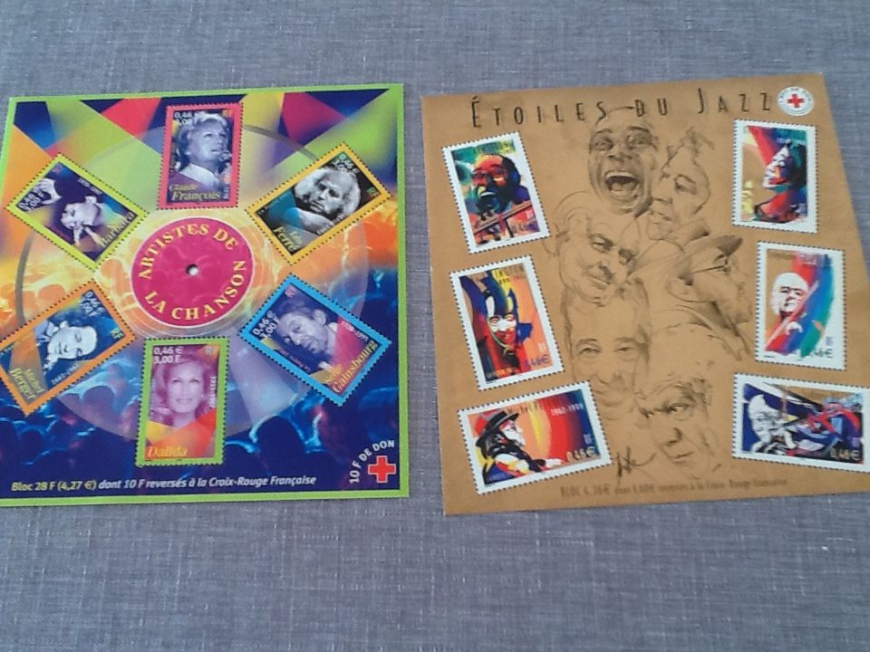 TIMBRES  1 Jonage (69)