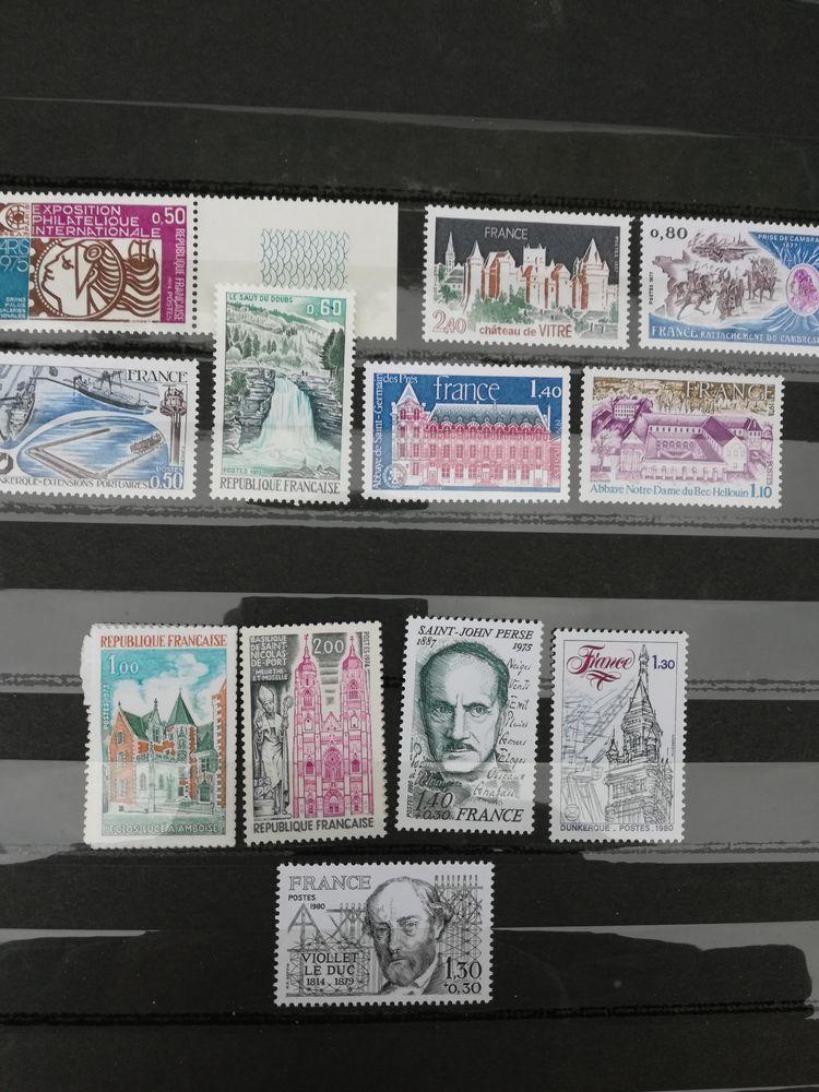 timbres 7 Étoile-sur-Rhône (26)