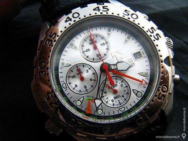TIME FORCE 1990 montre CHRONO alarme DIV0073 95 Metz (57)