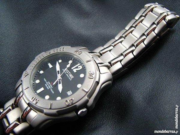 BIG TIME TITANIUM MILANO 1997 montre DIV0141 65 Metz (57)