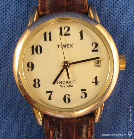 TIMEX INDIGLO montre dame analogique TIX0010 45 Metz (57)