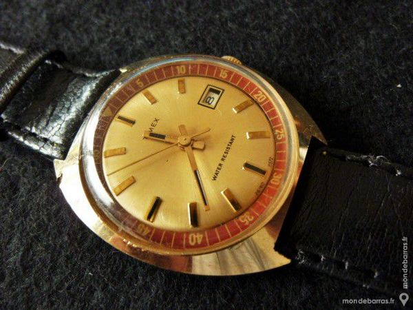 TIMEX mécanique 1970 montre homme TIX0003 85 Metz (57)
