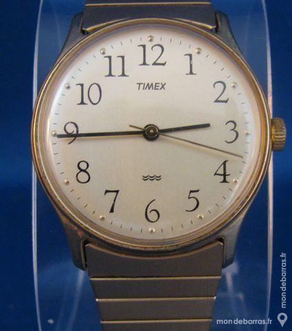 TIMEX montre homme mécanique 1975 TIX0009 55 Metz (57)