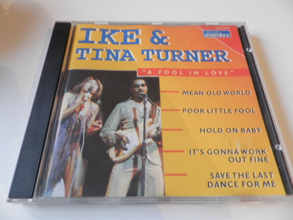 IKE AND TINA TURNER - a fool in love   4 Paris 12 (75)