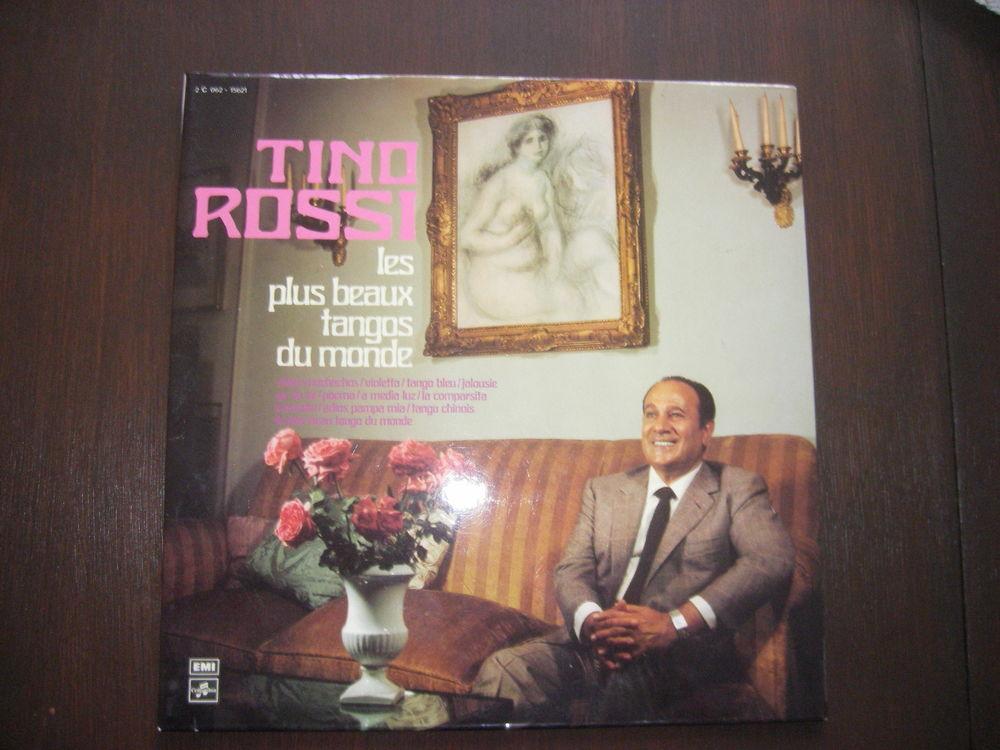 TINO ROSSI  - 33 T  Les plus beaux tangos du monde  3 Saint-Jean (31)