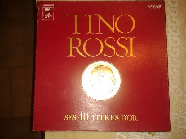 tino rossi ses 40 titres d or 20 Les Peintures (33)