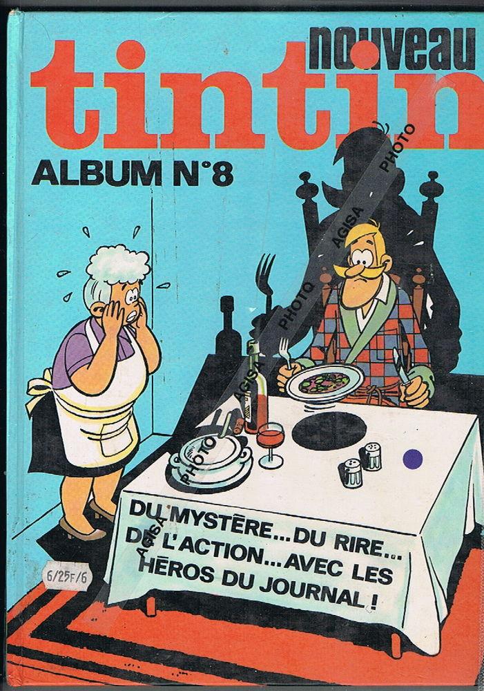 tintin  Album  no 8 20 Gémenos (13)