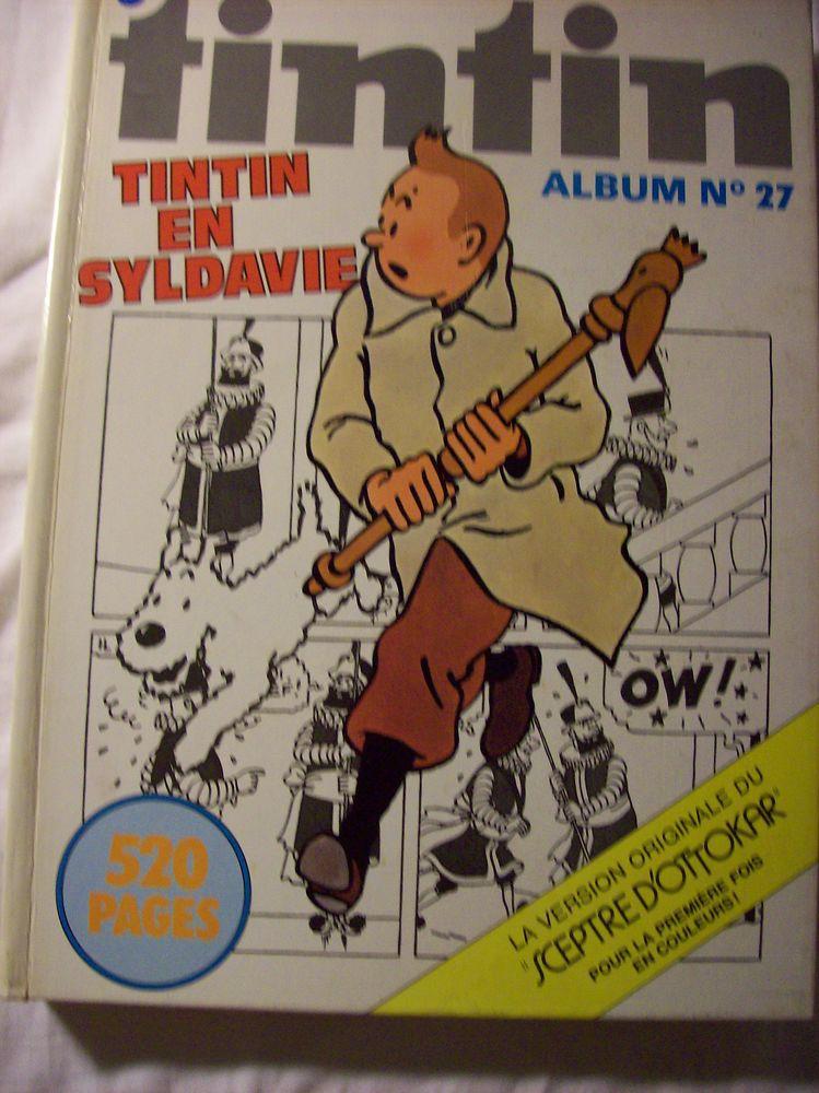 TINTIN ALBUM No 27 10 Gémenos (13)