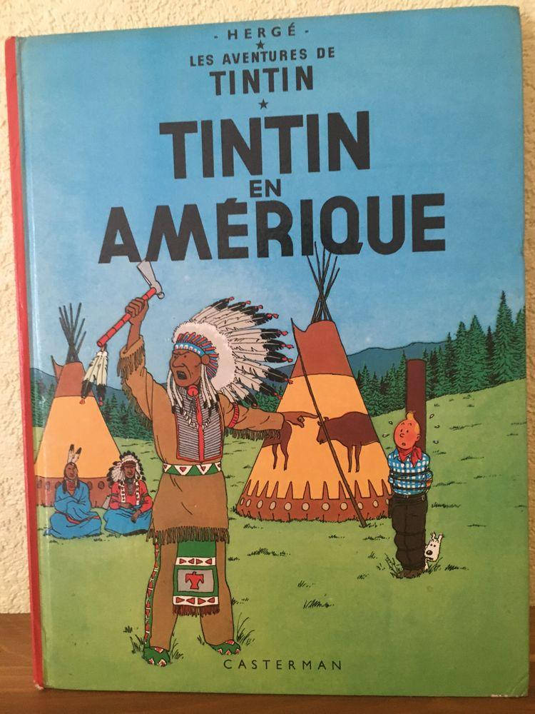 tintin en Amérique  16 juillet 1949 Livres et BD