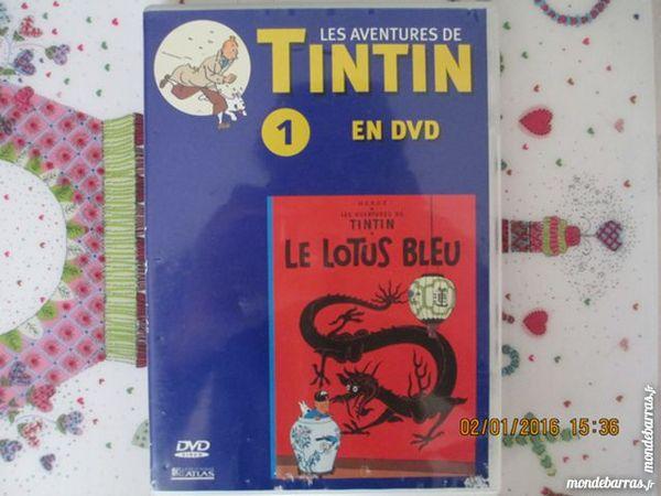 Tintin (les aventures de Tintin, le Lotus bleu) 5 Alfortville (94)