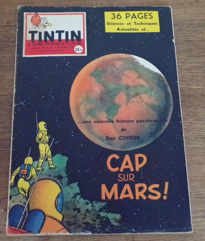 Tintin le journal des jeunes de 7 à 77 ans 11 année n°515 4  10 Laval (53)