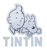 TINTIN - Magnifique sticker - produit neuf ! 4 Carvin (62)