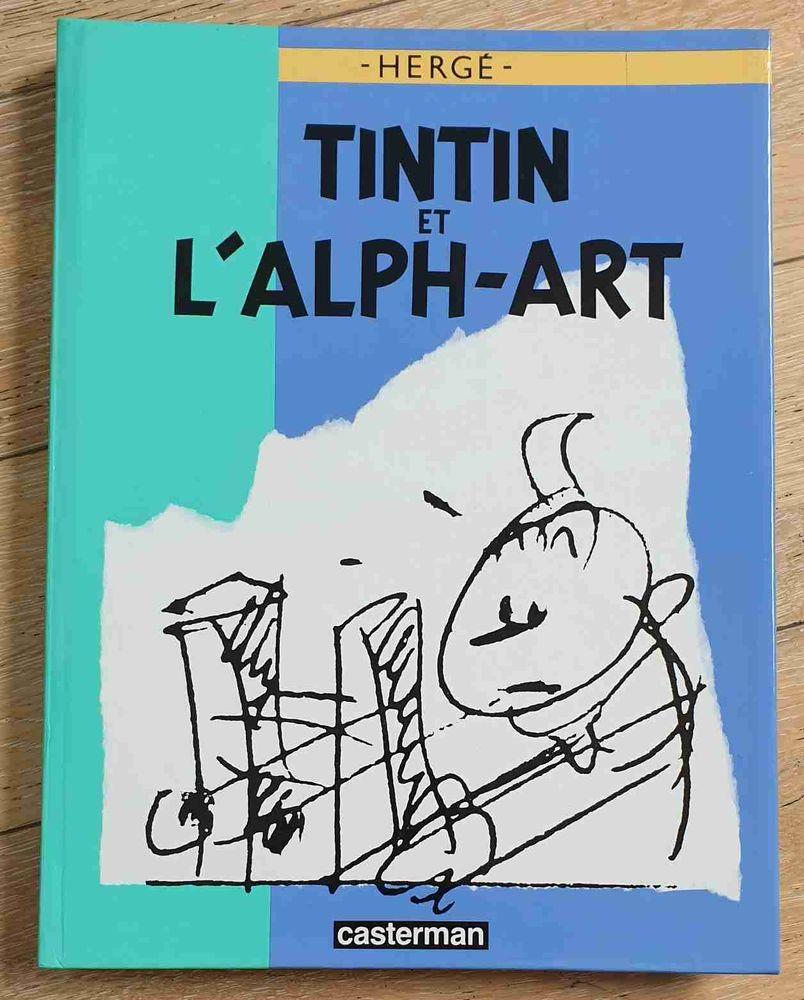 Tintin 35 Croissy-sur-Seine (78)