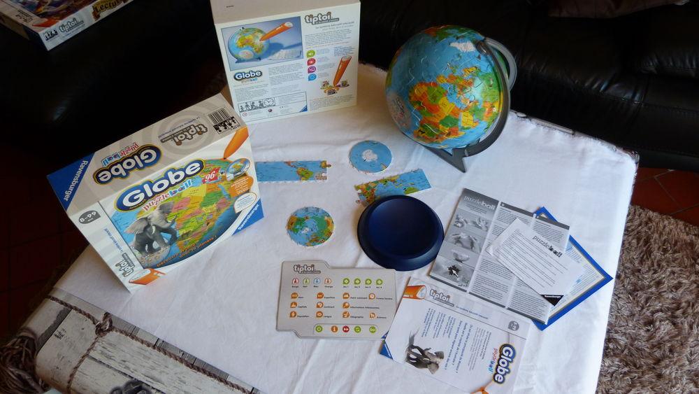 tiptoi globe puzzle ball 96 pièces 35 Cormeilles-en-Parisis (95)
