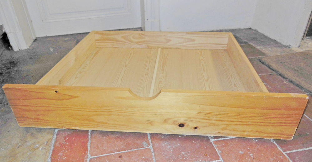 4 Tiroirs sous le lit avec roulettes  105 Millau (12)