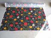 tissu d'ameublement en coton. 0 La Clayette (71)