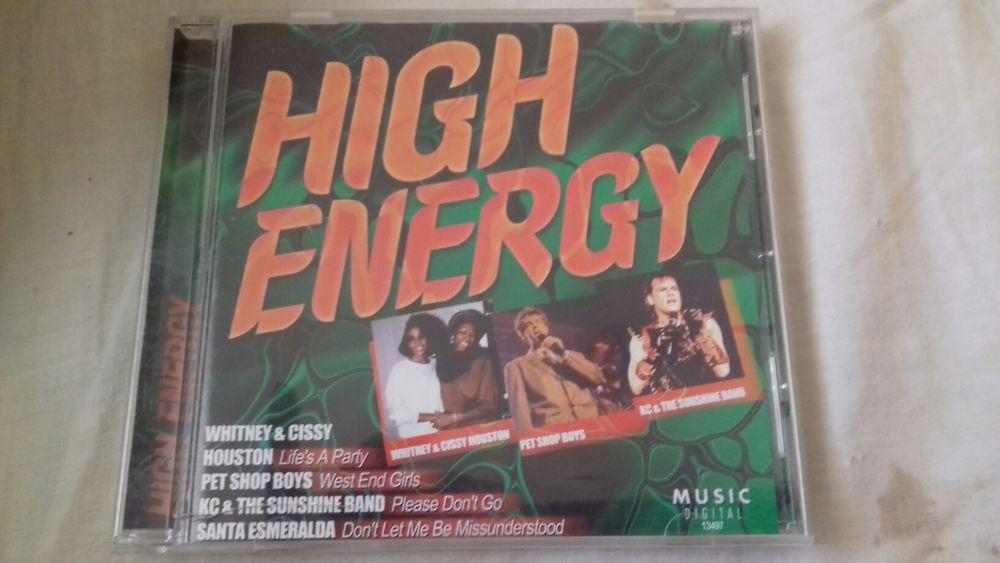 Titre de l'album CD : HIGH ENERGY 3 Marseille 6 (13)