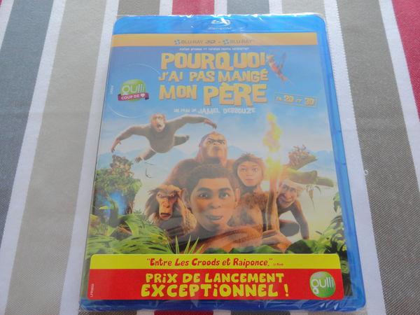DVD Titre du film Pourquoi j'ai pas mange mon pere 5 Saint-Nazaire (44)