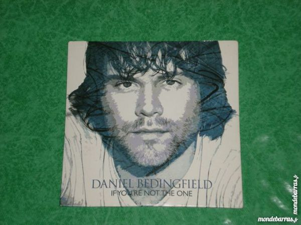 2 titres Daniel Bedingfield If you're not the one 2 Saleilles (66)