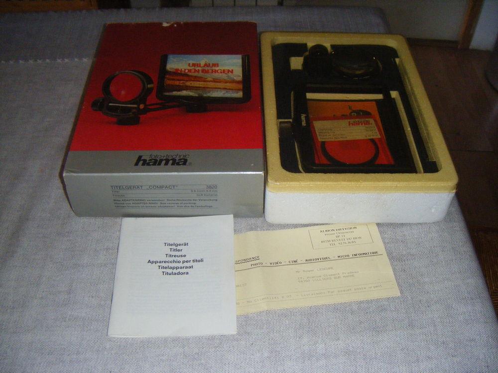 Titreuse titelgerät Compact 3820 50 Saint-Yrieix-la-Perche (87)