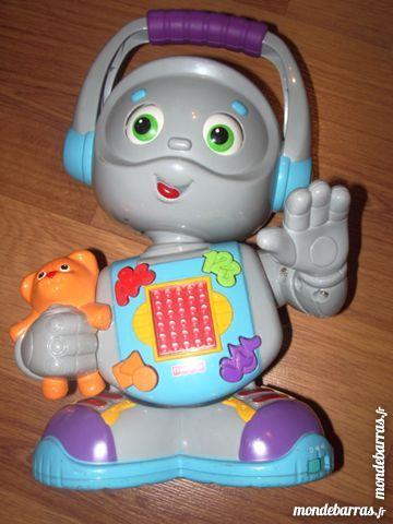 Toby le Robot de Fisher Price en TBE 9 Longpont-sur-Orge (91)