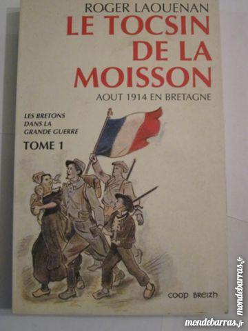LE TOCSIN DE LA MOISSON  par  ROGER LAOUENAN 7 Brest (29)