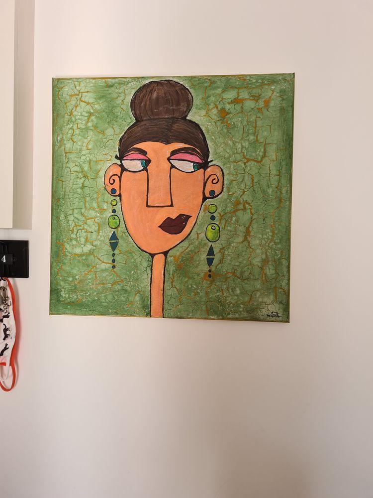 Toile acrylique  180 Aulnay-sous-Bois (93)