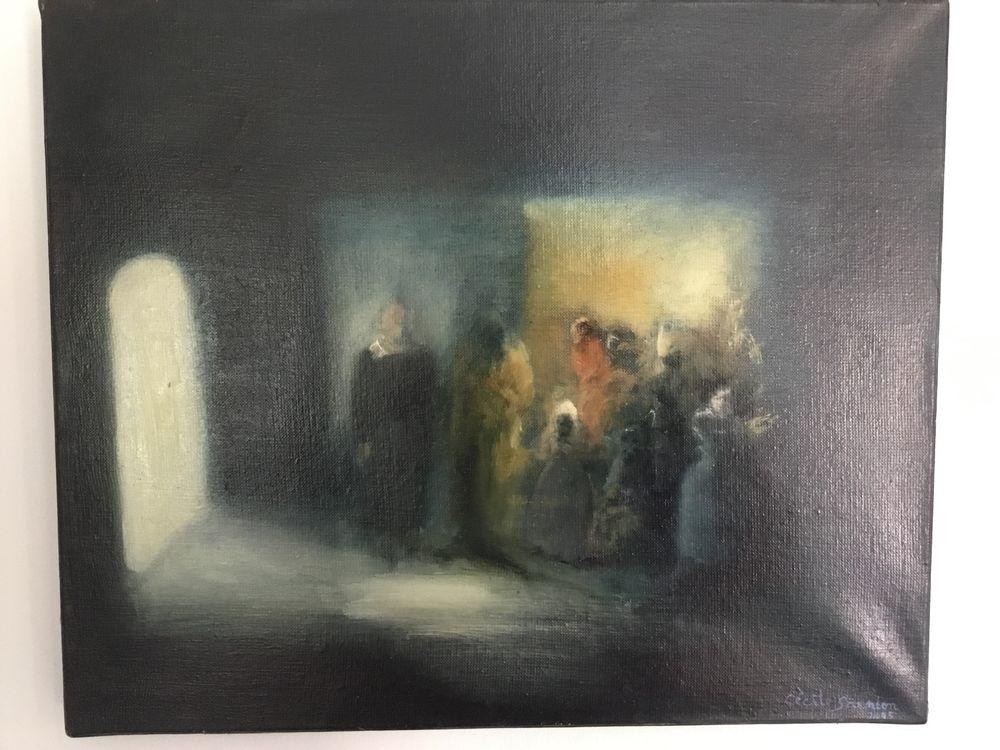 toile peinture à l?huile 400 Muret (31)
