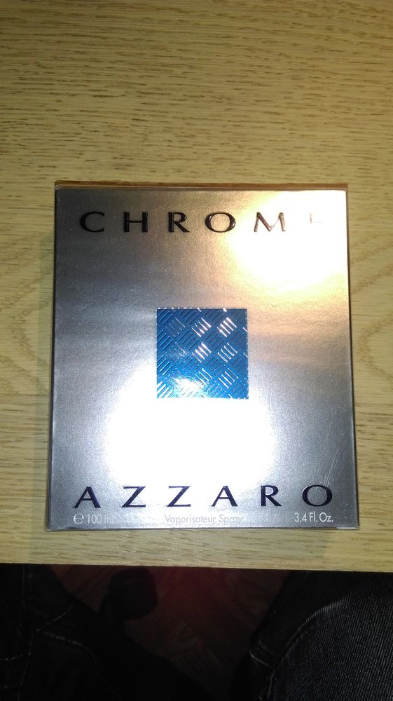 eau de toilette AZZARO CHROME  60 Lannemezan (65)
