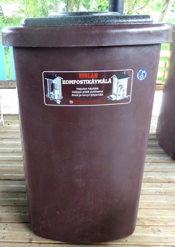 Toilettes sèches composteur BIOLAN  850 Saverdun (09)