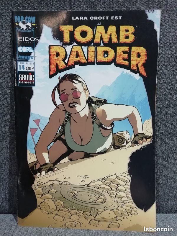 Tomb Raider (Comics) n°14 9 Andilly (95)