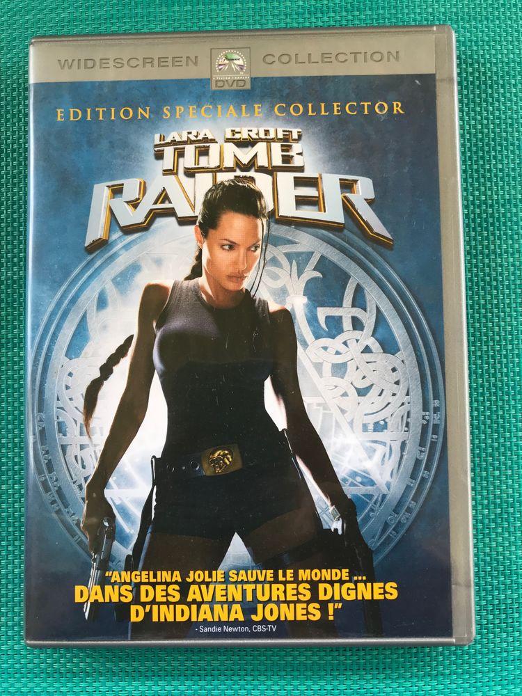 DVD Tomb Raider Dans des aventures dignes d'Indiana Jones 11 Strasbourg (67)
