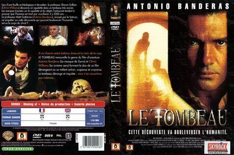 DVD LE TOMBEAU //////// 1 Lamotte-Buleux (80)