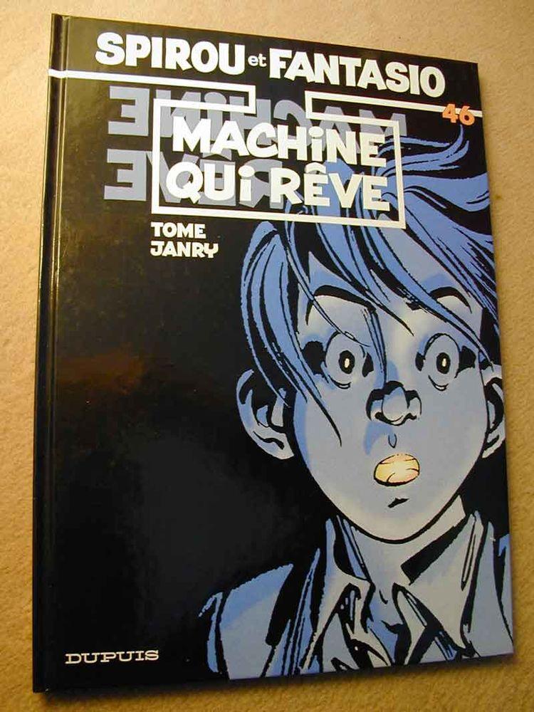 TOME & JANRY SPIROU n°46 Machine qui rêve EO 10 Paris 15 (75)