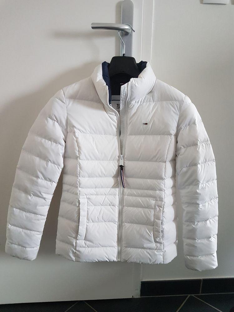Tommy hilfiger veste femme / fille blanc  70 Hem (59)