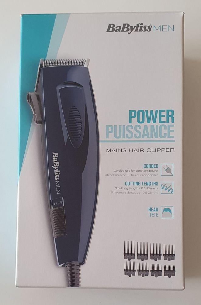 Tondeuse pour Cheveux (Nouveau) 15 Apach (57)