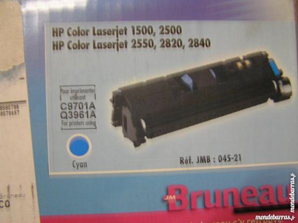 Toner cyan HP C9701A ou Q3961A 15 Labège (31)