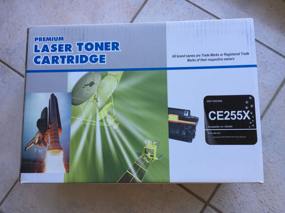 Toner HP LaserJet P3010 , LaserJet P3015 10 Pont-sur-Sambre (59)