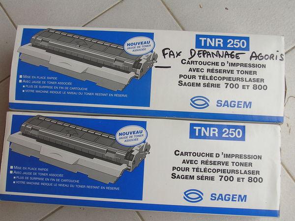 toners SAGEM TNR 250 8 Labège (31)