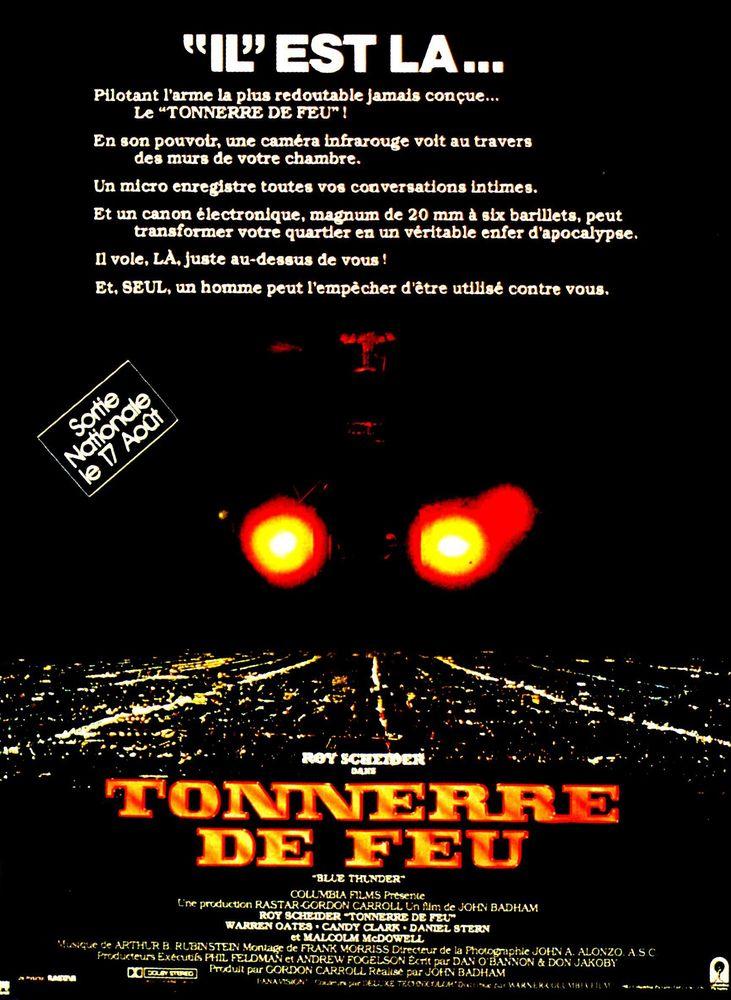 K7 Vhs: Tonnerre de feu (12) 6 Saint-Quentin (02)